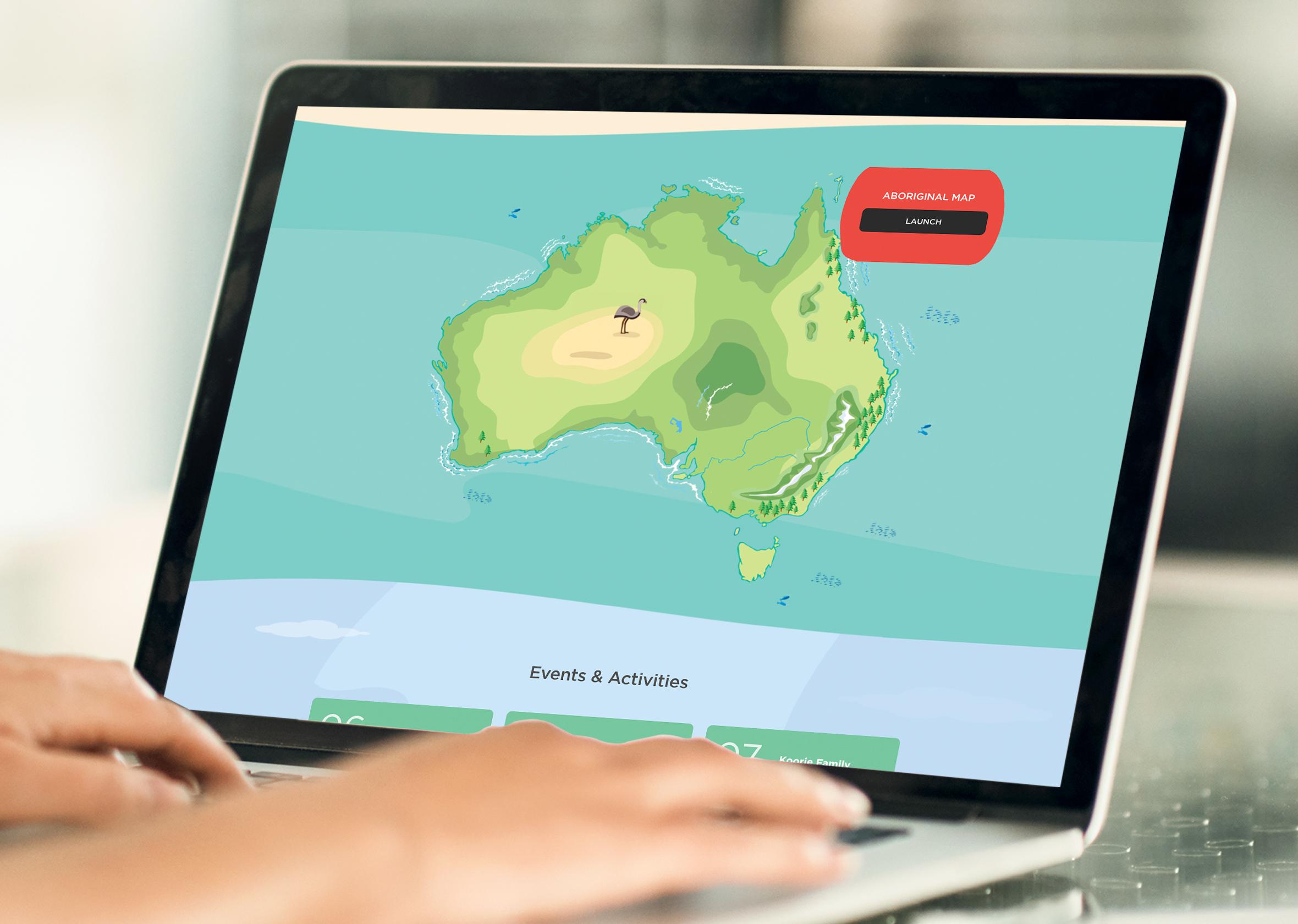 4 DeadlyStory Laptop Map