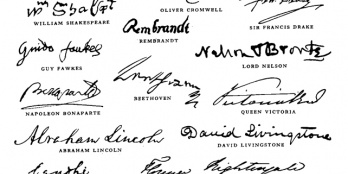 Electronic signatures - legally binding?